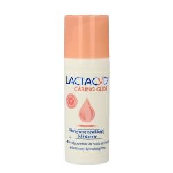 Lactacyd Intensywnie Nawilżający Żel intymny Caring Glide 50ml