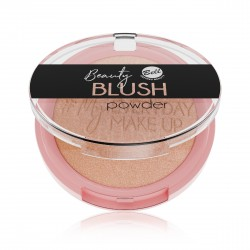 Bell Róż do policzków rozświetlający Beauty Blush Powder nr 02 6g