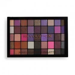 Makeup Revolution Maxi Reloaded Palette (45) Paleta cieni do powiek Baby Grand 1 szt.