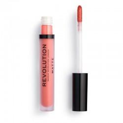 Makeup Revolution RBF 107 Pomadka do ust w płynie Matte  1szt