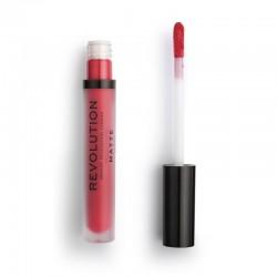 Makeup Revolution Rouge 141 Pomadka do ust w płynie Matte  1szt