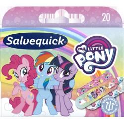 Salvequick Plastry dla dzieci My Little Pony 1op.-20szt