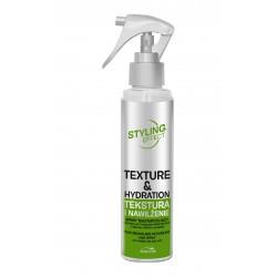 Joanna Styling Effect Spray do włosów Tekstura i Nawilżenie 150ml