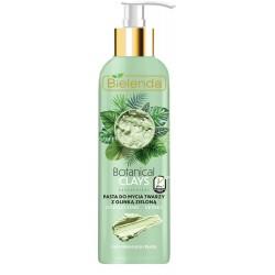 Bielenda Botanical Clays Zielona Glinka Pasta do mycia twarzy  190g