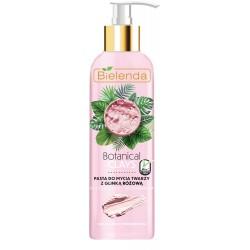 Bielenda Botanical Clays Różowa Glinka Pasta do mycia twarzy  190g