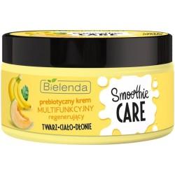 Bielenda Smoothie Care Prebiotyczny Krem multifunkcyjny regenerujący - Banan i Melon 200ml