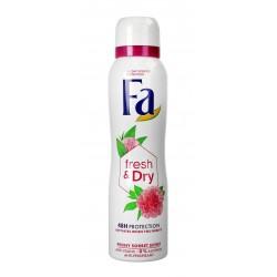 Fa Fresh & Dry 48H Dezodorant spray Peony Sorbet 150 ml