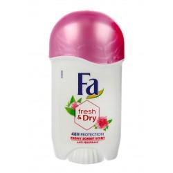Fa Fresh & Dry 48H Dezodorant sztyft Peony Sorbet 50 ml