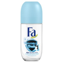 Fa Invisible Fresh 48H Dezodorant roll-on Lily Of The Valley 50ml