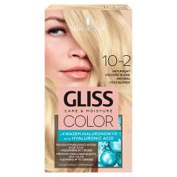 Schwarzkopf Gliss Color Krem koloryzujący nr 10-2 Naturalny Chłodny Blond 1op.