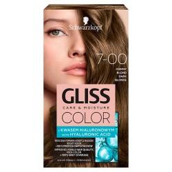 Schwarzkopf Gliss Color Krem koloryzujący nr 7-00 Ciemny Blond 1op.