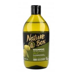 Nature Box Olive Oil Szampon do włosów długich wzmacniający  385ml