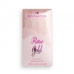 I Heart Revolution Eau de Parfum Rose Gold woda perfumowana  50ml