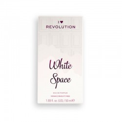 I Heart Revolution Eau de Parfum White Space woda perfumowana  50ml
