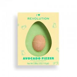 I Heart Revolution Tasty Sól musująca do kąpieli Avocado 110g