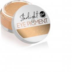 Bell Sypki Cień do powiek Starlight Eye Pigment nr 02 Golden  1szt