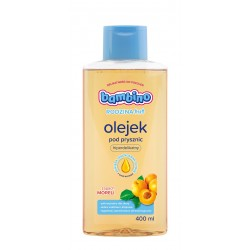 Bambino Rodzina Olejek pod prysznic hiperdelikatny - zapach Moreli 400ml