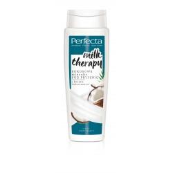 Perfecta Milk Therapy Mleczko pod prysznic Kokosowe - silne nawilżenie  350ml