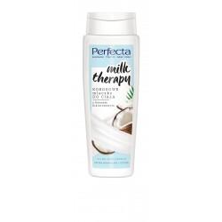 Perfecta Milk Therapy Mleczko do ciała Kokosowe - silne nawilżenie  350ml