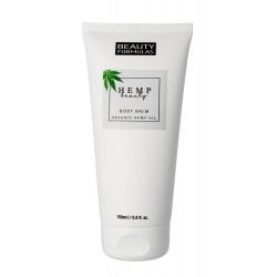 Beauty Formulas Hemp Beauty Balsam do ciała nawilżający 150ml