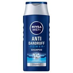 NIVEA Men Szampon do włosów ANTI DANDRUFF POWER przeciwłupieżowy  400ml