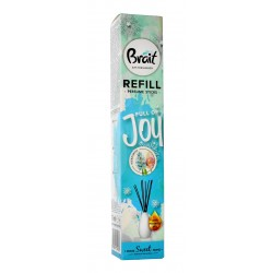 Brait Home Sweet Home Patyczki odświeżające Full of Joy - Hyacinth 75ml-zapas