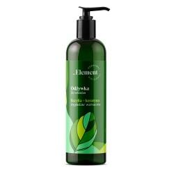 Vis Plantis Basil Element Odżywka wzmacniająca do włosów Bazylia+Keratyna 300ml