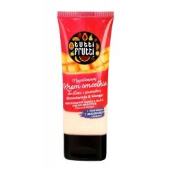 Farmona Tutti Frutti Nawilżający Krem Smoothie do dłoni i paznokci Brzoskwinia & Mango 75ml