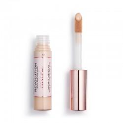 Makeup Revolution Conceal & Hydrate Concealer Korektor w płynie C6 1szt