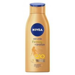 Nivea Body Balsam do ciała brązujący Firming+Bronze Q10  400ml
