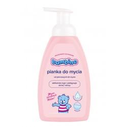 BAMBINO Pianka do mycia dla Dzieci i Niemowląt 500ml