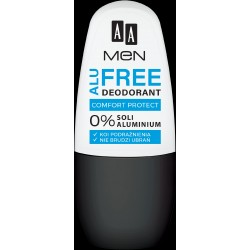 AA Men Alu Free Dezodorant roll-on Comfort Protect  50ml