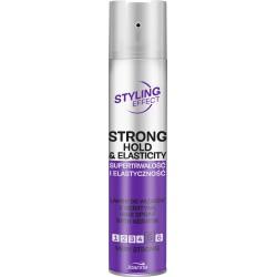 Joanna Styling Effect Lakier do włosów Supertrwałość i Elastyczność  very strong 250ml