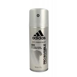 Adidas Pro Invisible 48h Dezodorant spray dla mężczyzn 150ml