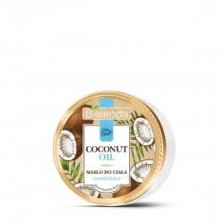 Bielenda Coconut Oil Masło do ciała nawilżające  250ml