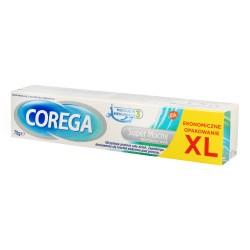 GSK Corega Krem do mocowania protez zębowych -  Super Mocny neutralny smak 70g