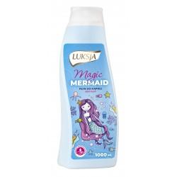 Luksja Magic Płyn do kąpieli Mermaid  1000ml