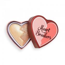 I Heart Revolution Heartbreakers Highlighter Rozświetlacz do twarzy Spirited 10g