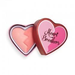 I HEART MAKEUP Heartbreakers Matte Blush Brave
