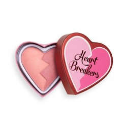 I Heart Revolution Heartbreakers Matte Blush Róż matowy do twarzy Independed 10g