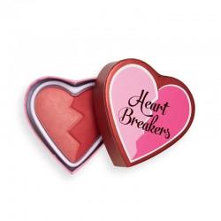 I Heart Revolution Heartbreakers Matte Blush Róz matowy do twarzy Kind 10g