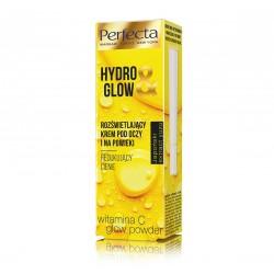 Perfecta Hydro & Glow Rozświetlający Krem pod oczy i na powieki - redukujący cienie  15ml