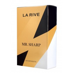 La Rive for Men Mr.Sharp Woda toaletowa 100ml