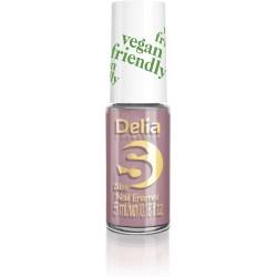 Delia Cosmetics Vegan Friendly Emalia do paznokci Size S nr 210 Dusty Rose  5ml