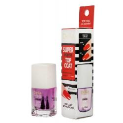 Delia Cosmetics Top Coat do paznokci Super Połysk 11ml