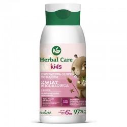 Farmona Herbal Care Kids Dwufazowa Oliwka do kąpieli dla dzieci Kwiat Migdałowca 300ml