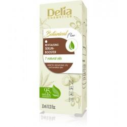 Delia Cosmetics Botanic Flow Serum-Booster rewitalizujące - 7 olejków 10ml