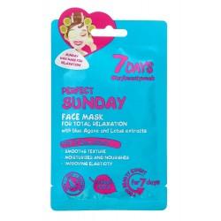 VILENTA 7 Days Maska na twarz relaksująca Perfect Sunday  28g