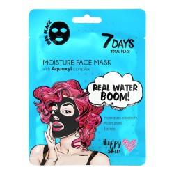 VILENTA 7 Days Maska na twarz nawilżająca Real Water Boom! 25g