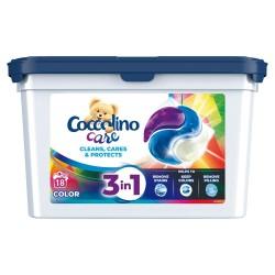 Coccolino Care Caps Kapsułki do prania 3in1 Color (18 prań) 486g